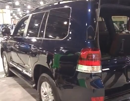 Toyota Land Cruiser (2018)